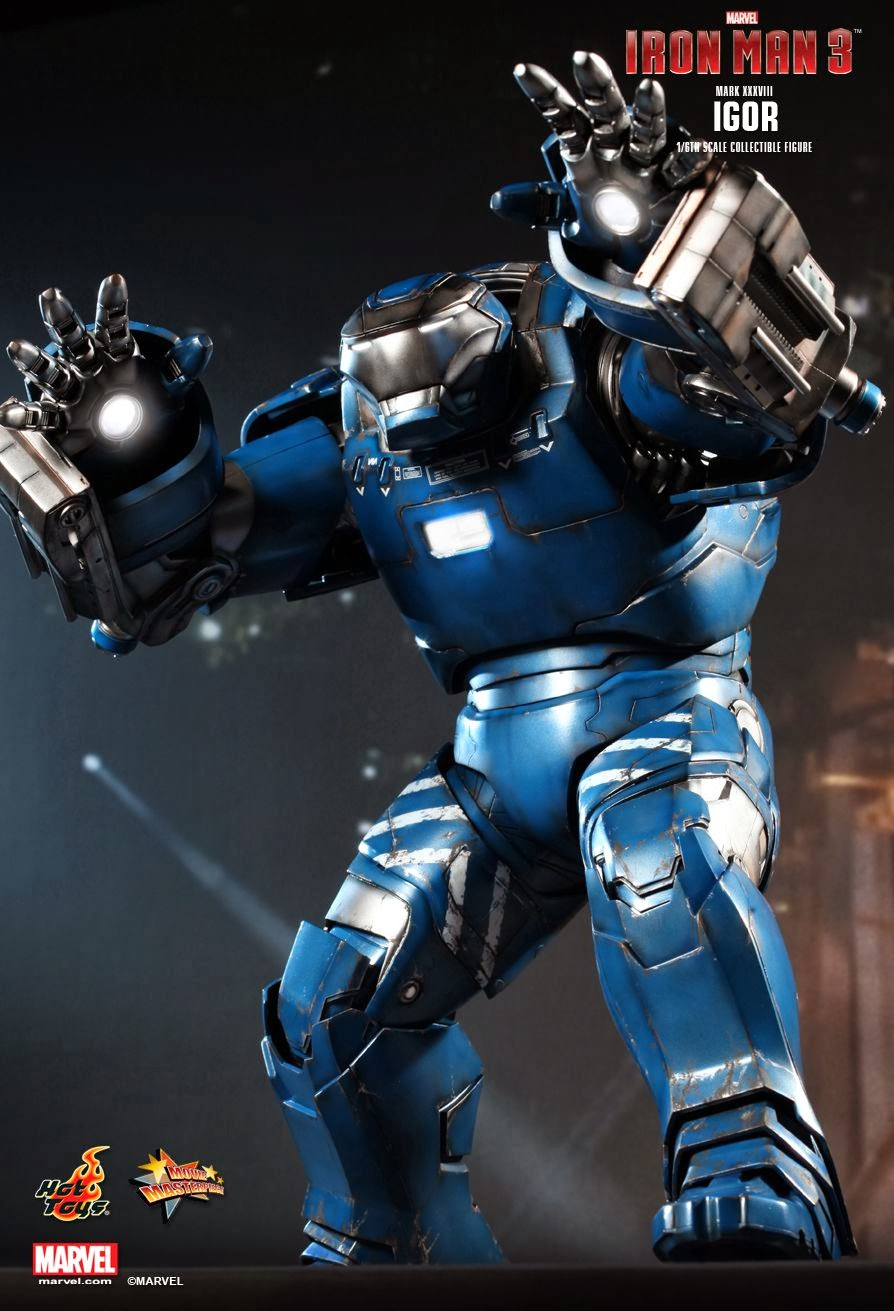 Iron Man 3 Toys ~ Stinny s toy action figure news network for