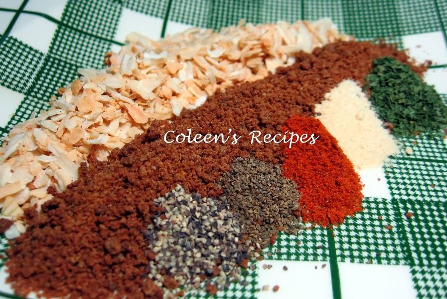 Coleen's Recipes: LIPTON ONION SOUP MIX CLONE