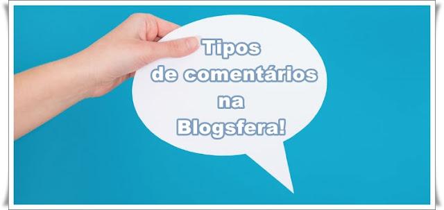 Tipos de Comentário na Blogsfera