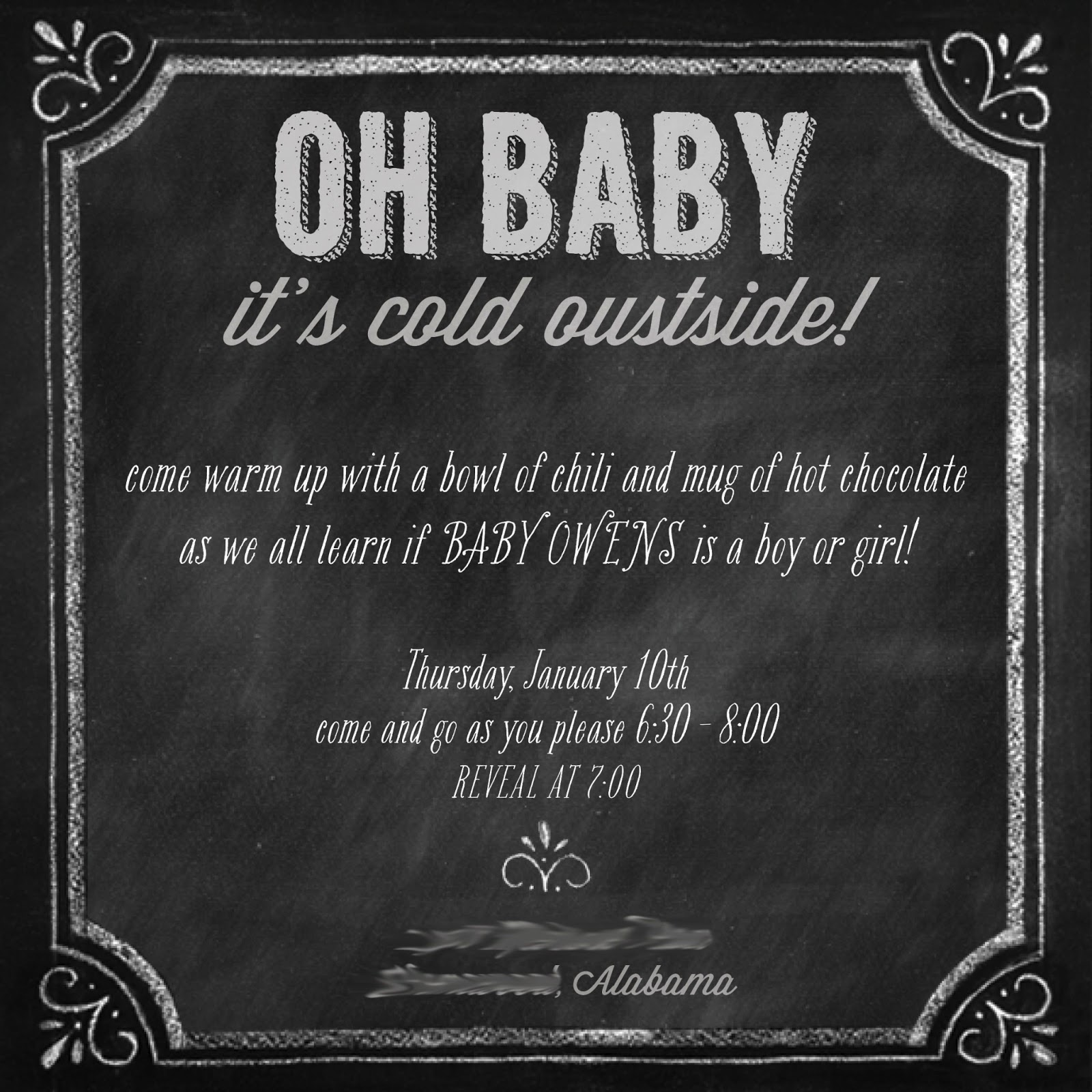 Reveal Party Invitations for adorable invitations example