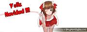 ¿Cómo añado imagenes a mi ? 1. Botón derecho 'Guardar imagen como' . portadas para facebook feliz navidad una feliz navidad anime sexy