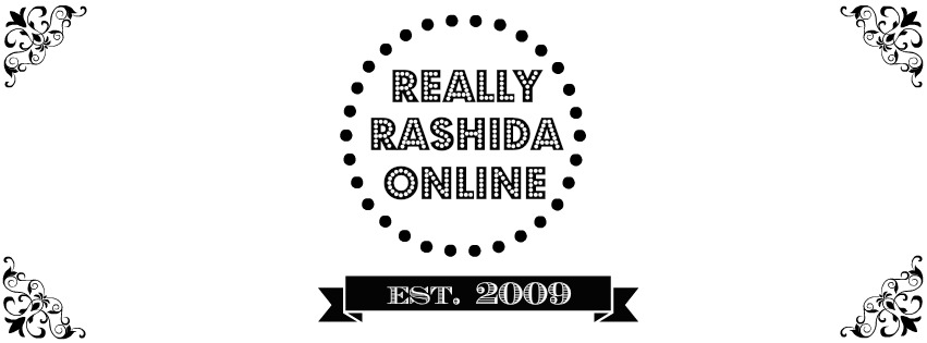Really Rashida Online