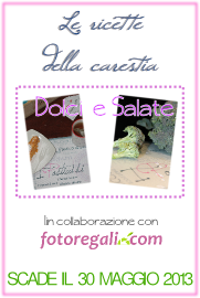 partecipo al contest di IPasticcidiLuna sponsorizzato da Fotoregali,