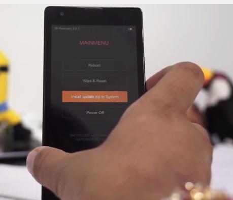 Cara Mudah Root Xiaomi Redmi 1S Hongmi