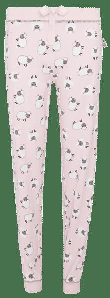 Primark online: pantalones de pijama en rosa de borreguitos