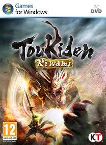Toukiden Kiwami cover