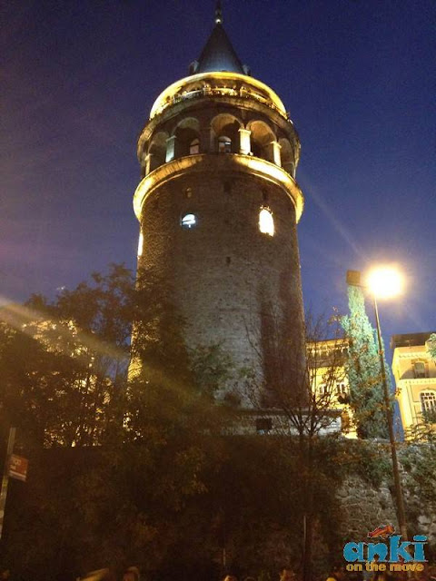 Anki On The Move: Istanbul:Things To Do:Istiklal Street ...