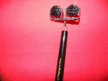 Les outils du DIEN CHAN (boules yang)
