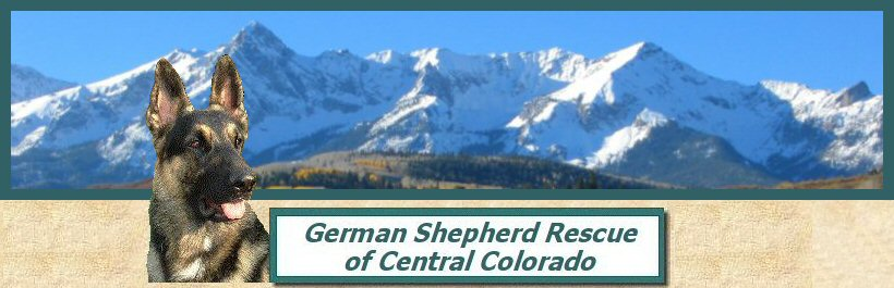 German Shepherd Rescue of Central Colorado