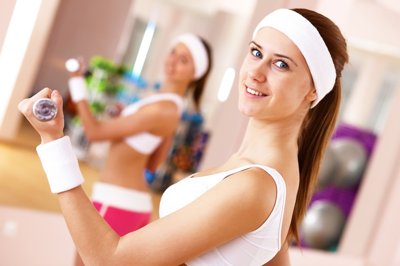 Sport benefit women every day keep cancer