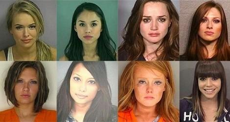 foto Para Penjahat Cantik dan Hot