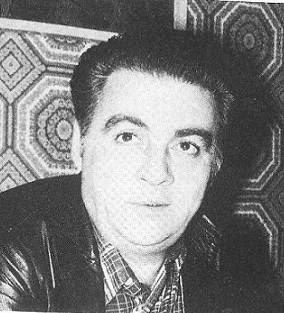 El GM rumano Víctor Ciocaltea en Manresa en 1983
