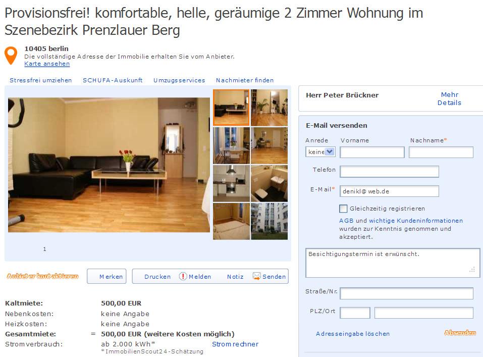 wohnungssuche in berlin provisionsfrei. Black Bedroom Furniture Sets. Home Design Ideas