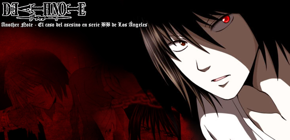 "DEATH NOTE: Another Note ""The Los Angeles BB Murder Cases"" EN ESPAÑOL"