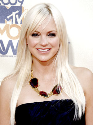 Anna Faris Bra Size And Measurements