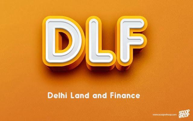 DLF-DELHI-LAND-AND-FINANCE