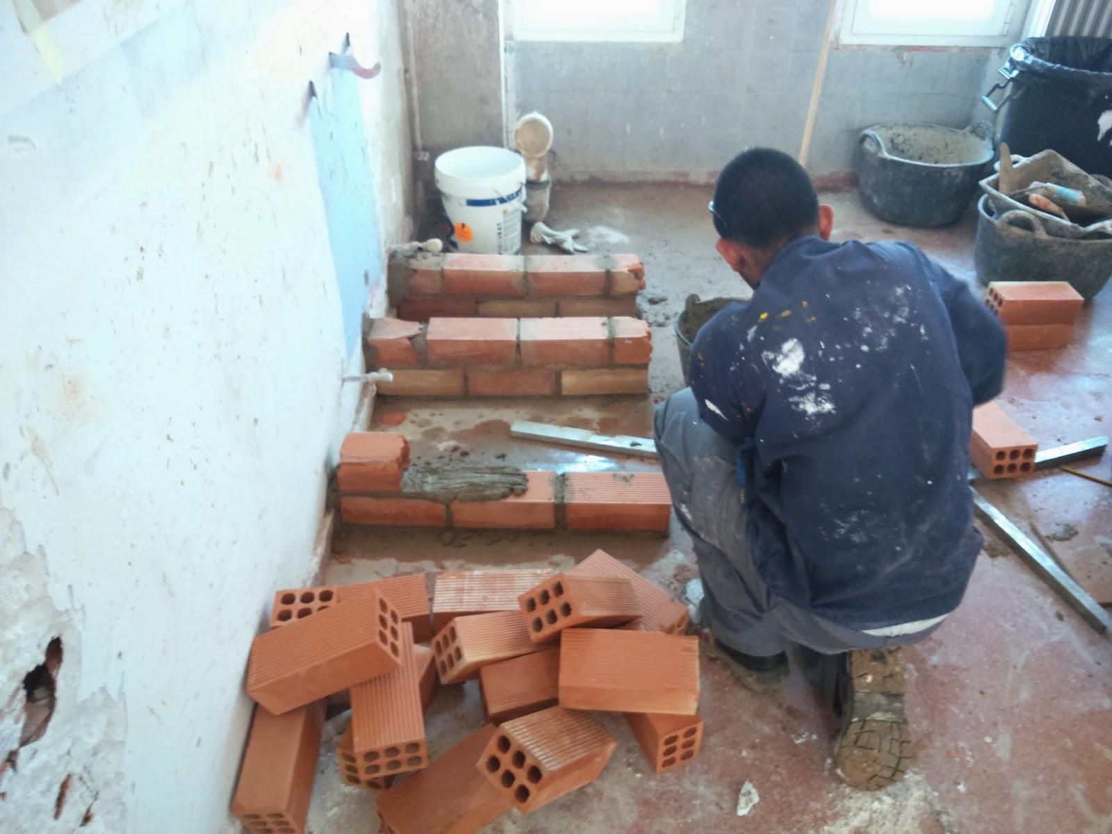 El taller de pioneros proyectos del taller de alba iler a i for Base para lavadero
