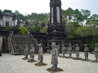 Imperial Tombs of Hue (Vietnam)