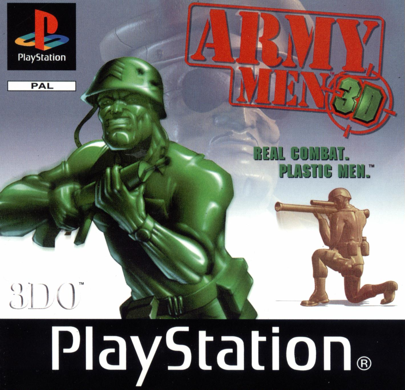 download Army Men 3D PS1