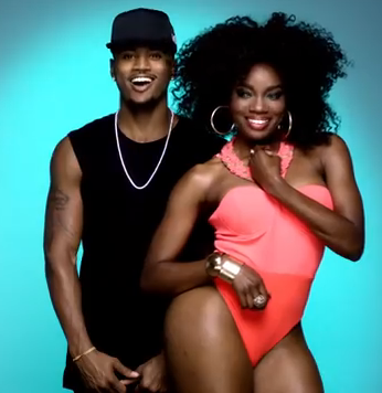 Trey Songz Foreign music video