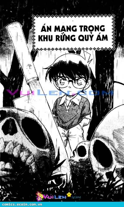 Detective Conan - Thám Tử Lừng Danh Conan chap 579 page 1 - IZTruyenTranh.com