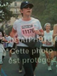 "*Morgane BRAVO (UMP): La Parisienne"" 2006*"