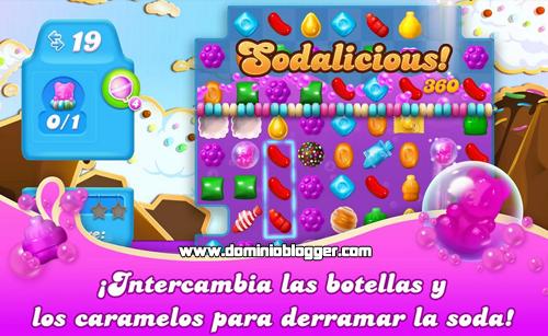 Juega al nuevo Candy Crush Soda Saga gratis