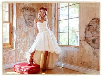 Vestidos novia vintage mallorca