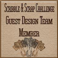 I WON GUEST DESIGNER