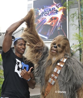 Chicago Bulls have not offered roster spot to Chewbacca yet