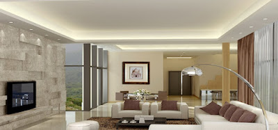 Interior Decoration Living Room Modern Design