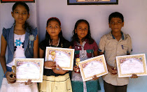 Quiz Competition Winners