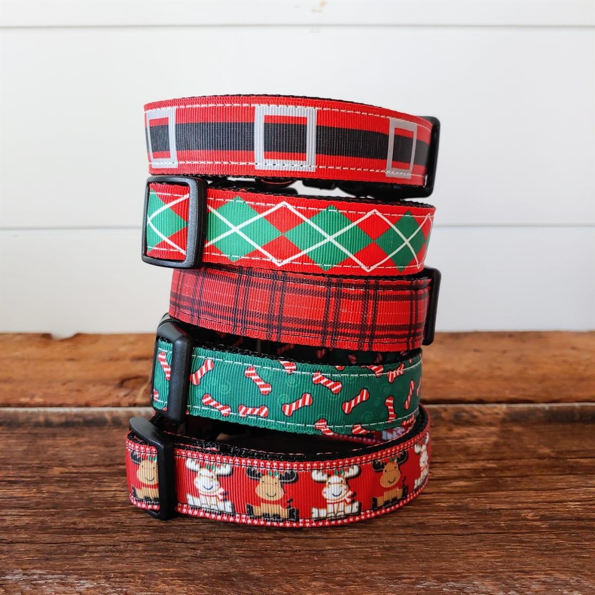 Christmas Collars