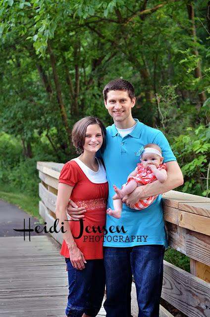 Baby Photographer State College Pennsylvania Heidi Jensen Photography