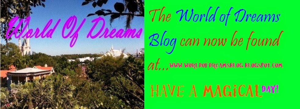 The World of Dreams Blog Has Moved!