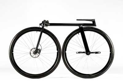 Unik !! Sepeda Ini Gak Pake Rantai !! [ www.BlogApaAja.com ]