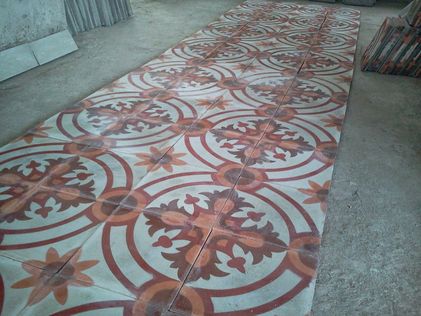 Pisos calc reos mosaicos calcareos a 4 colores para tucuman for Mosaicos para pisos precios