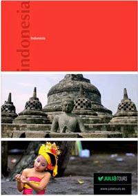 Catálogo de viajes a Indonesia 2015