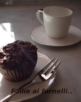 muffin dukan al cacao magro