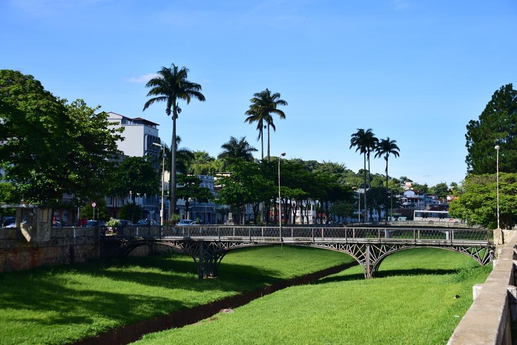 Bela cidade das Gerais!