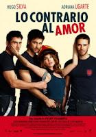 Cartel de la película Lo contrario al amor
