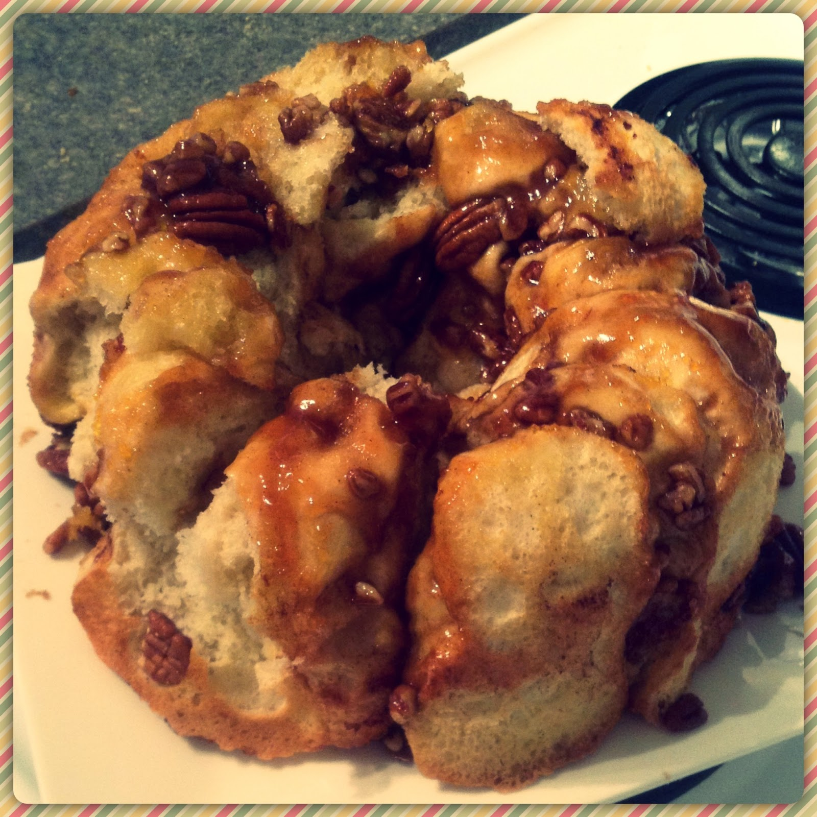 Foodie in a paleo world land of nod cinnamon buns cheat day for Land of nod recipe