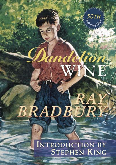 an analysis of the character douglas in the novel dandelion wine by ray bradbury