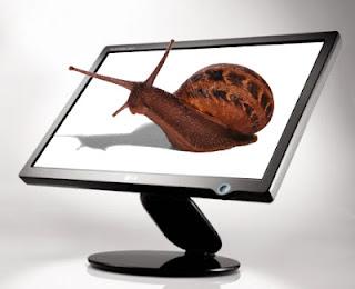komputer lemot