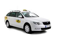 Voiture de Tulika Takso