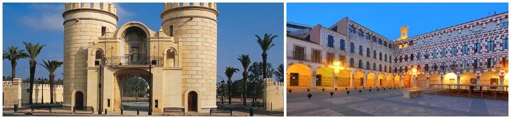 Personajes de Badajoz