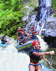 Bali Adventure Tours Rafting