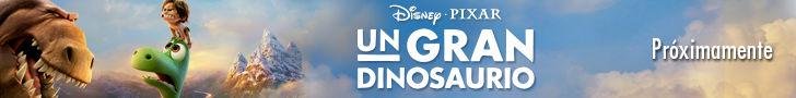 Un gran dinosaurio ¡Gran estreno 26 de noviembre!