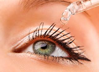 síndrome de Sjögren - olho seco
