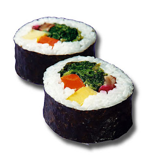 Futomaki - Thick Sushi Roll recipe
